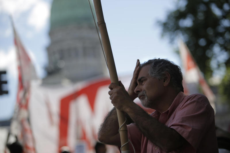 Argentine Senate approves austerity budget for IMF deal