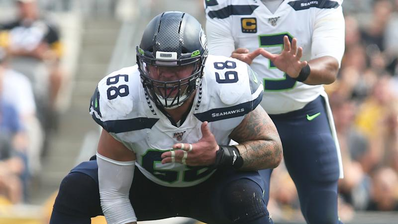Report: Seahawks bring C Justin Britt in for a tryout