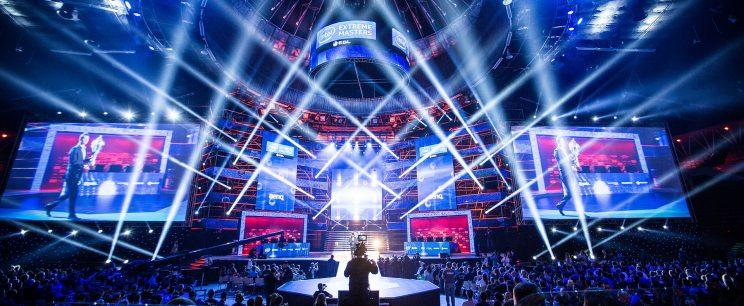 Intel Extreme Masters has a long history in LoL (ESL)