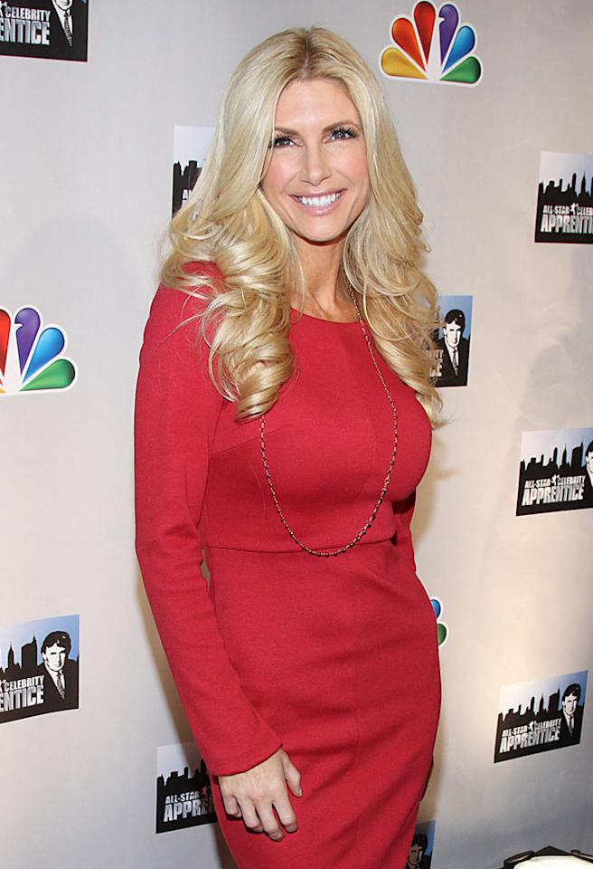 "NEW YORK, NY - OCTOBER 12:  Brande Roderick attends the ""Celebrity Apprentice All Stars"" Season 13 Press Conference at Jack Studios on October 12, 2012 in New York City.  (Photo by Rob Kim/FilmMagic)"