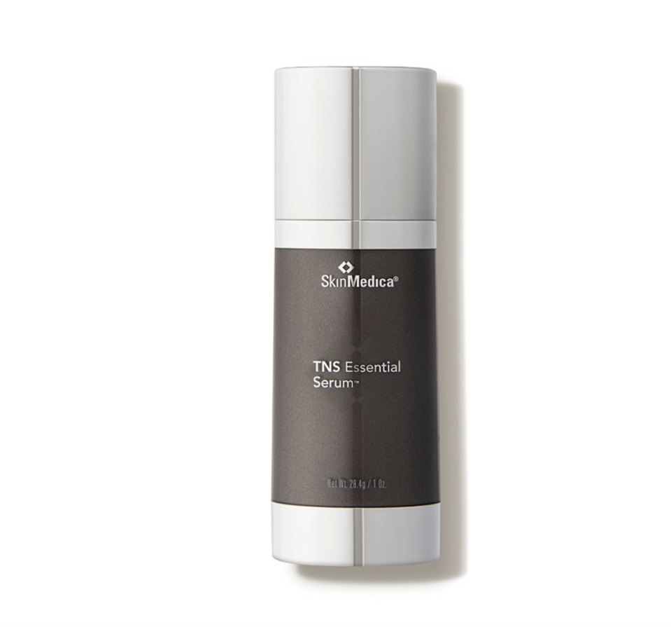 """<p><strong>SkinMedica</strong></p><p>dermstore.com</p><p><a href=""""https://go.redirectingat.com?id=74968X1596630&url=https%3A%2F%2Fwww.dermstore.com%2Fproduct_TNS%2BEssential%2BSerum_16498.htm&sref=https%3A%2F%2Fwww.marieclaire.com%2Fbeauty%2Fg35685017%2Fdermstore-beauty-refresh-sale%2F"""" rel=""""nofollow noopener"""" target=""""_blank"""" data-ylk=""""slk:Shop Now"""" class=""""link rapid-noclick-resp"""">Shop Now</a></p><p><strong><del>$281</del> $253 (10% off)</strong></p><p>SkinMedica's best selling TNS Essential Serum rarely goes on sale. Containing Two anti-aging treatments in one, the TNS Essential Serum goes to work in rejuvenating skin and promoting elasticity. </p>"""