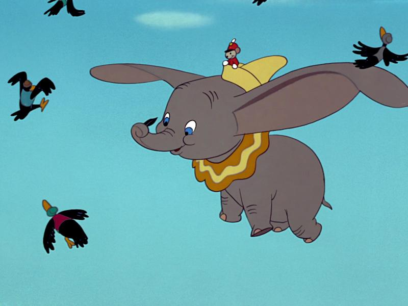 1941's 'Dumbo' (credit: Disney)