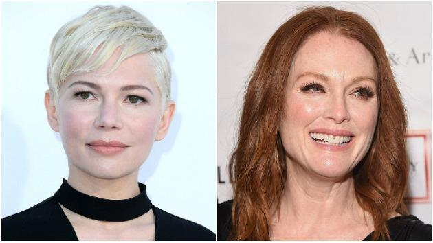 Michelle Williams, Julianne Moore to star in 'After the Wedding' remake