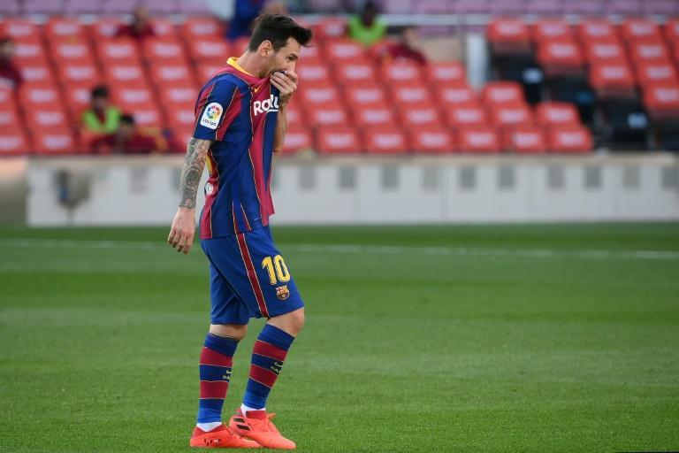 Barcelona captain Lionel Messi did not to speak to media after the Clasico defeat to Real Madrid, despite having had a lot to say in recent months about the club's failings