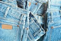"<p><strong>State Fabric: Denim</strong><br><br>According to the Library of California, Denim has been a part of the <a href=""https://www.library.ca.gov/california-history/state-symbols/"" rel=""nofollow noopener"" target=""_blank"" data-ylk=""slk:state's history since the Gold Rush Era"" class=""link rapid-noclick-resp"">state's history since the Gold Rush Era</a>, when it was used in San Francisco (by Levi Strauss) to make working people's clothes. </p>"