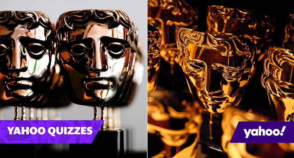 How well do you know your Baftas? (Bafta)
