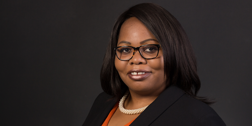 Justina Omotayo, business development manager, Slaughter and May