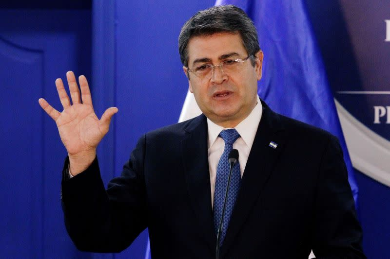 Honduras vows to fight corruption after ending anti-graft body's mandate
