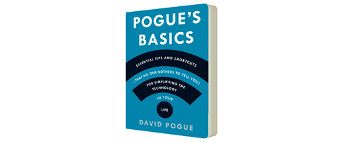 Book cover for 'Pogue's Basics'