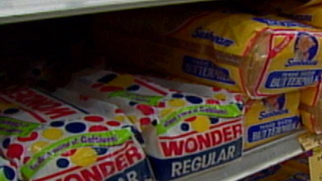 Hostess Makes Deal for Wonderbread