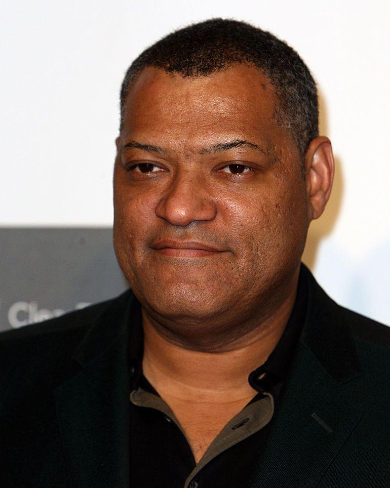 <p>Fishburne has done almost every combination of beard and facial hair. But we're guessing this isn't the one you're most familiar with.</p>