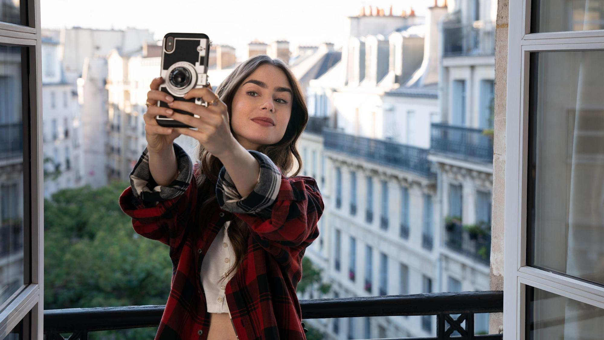 Emily In Paris begins production on second series