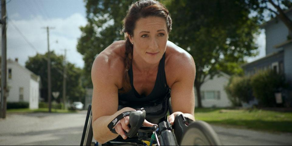 She Helped Produce a Netflix Documentary About the Paralympic Games