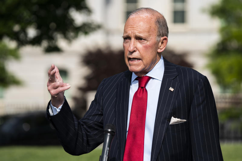 Trump Open to Providing Money to Help Schools Reopen, Kudlow Says