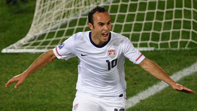 The United States and Mexico were shocked by news over Landon Donovan's move to Leon with even his old teammates joining in on the reactions