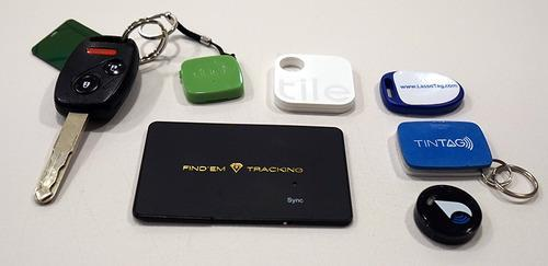 Bluetooth tracking devices