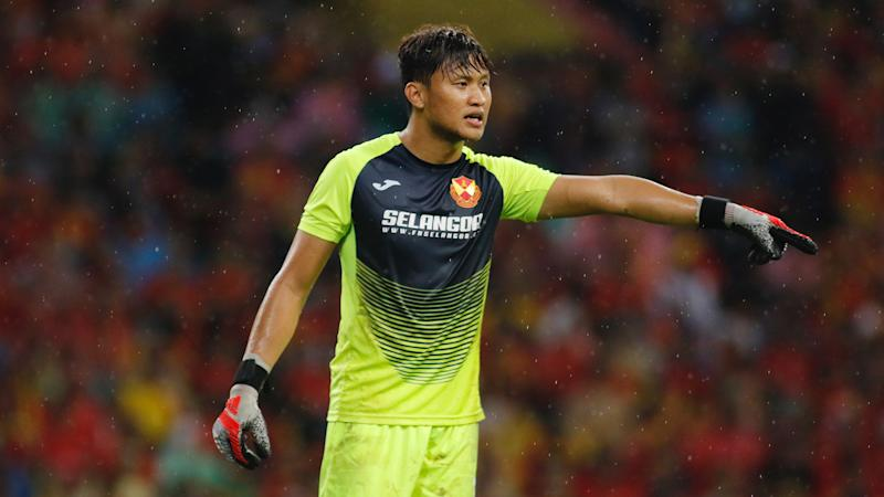 Khairulazhan hoping to continue where he left off