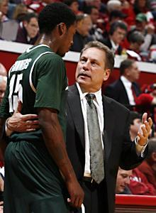 Tom Izzo has watched Durrell Summers mature into the key player the Spartans need