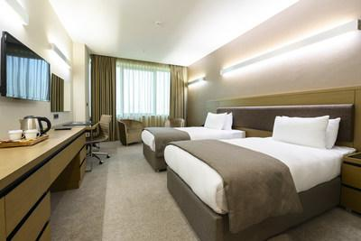 The opening of La Quinta by Wyndham Istanbul Gunesli marks the brand's entry in Europe and its first hotel outside the Americas.