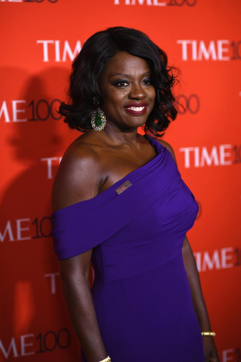 Viola Davis Credits African Tribeswomen for Her Acting Career