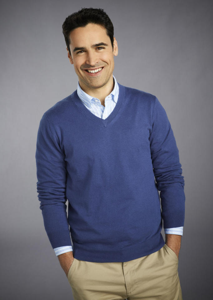 "Jesse Bradford stars as Chris in ""Guys with Kids"" on NBC."