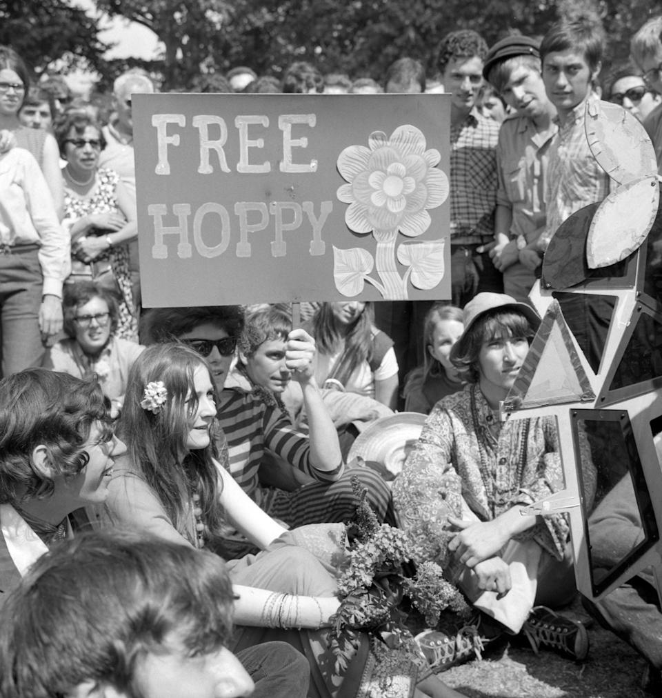 The danger is that the psychedelic history of 50 years ago could repeat itselfPA