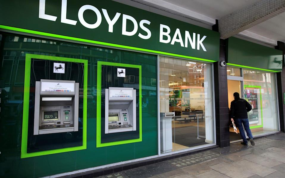 Lloyds Bank has been told by the High Court to pay more to some members of its pension scheme - REUTERS