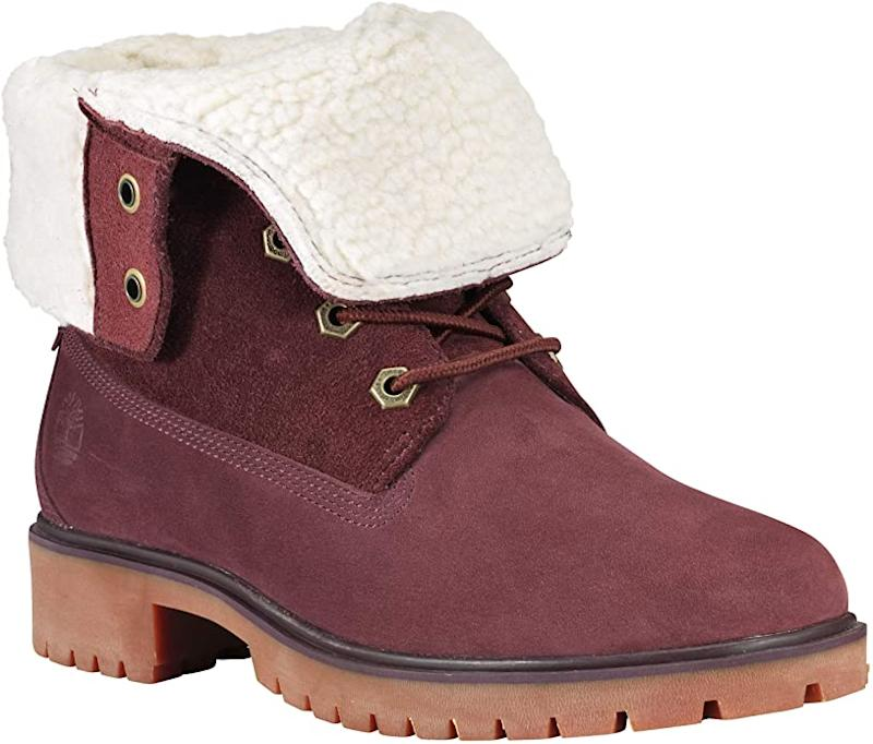 Timberland Womens Snow Boots. Image via Amazon.