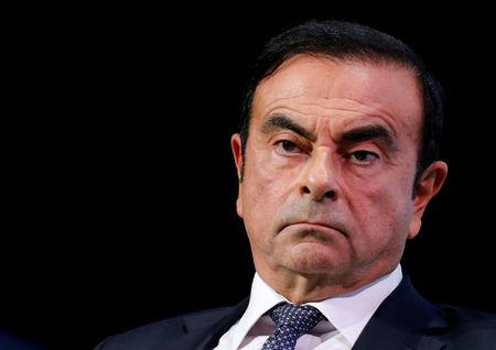 Japanese court extends Nissan ex-chair Ghosn's detention until April 22