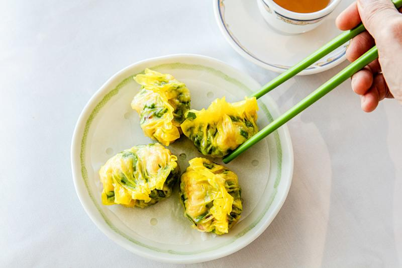 You can never eat too much dim sum in Richmond.