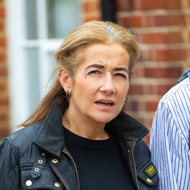 Emma Langford admitted charges of being drunk on an aircraft, behaving in a threatening manner towards aircraft crew and criminal damage. (SWNS)