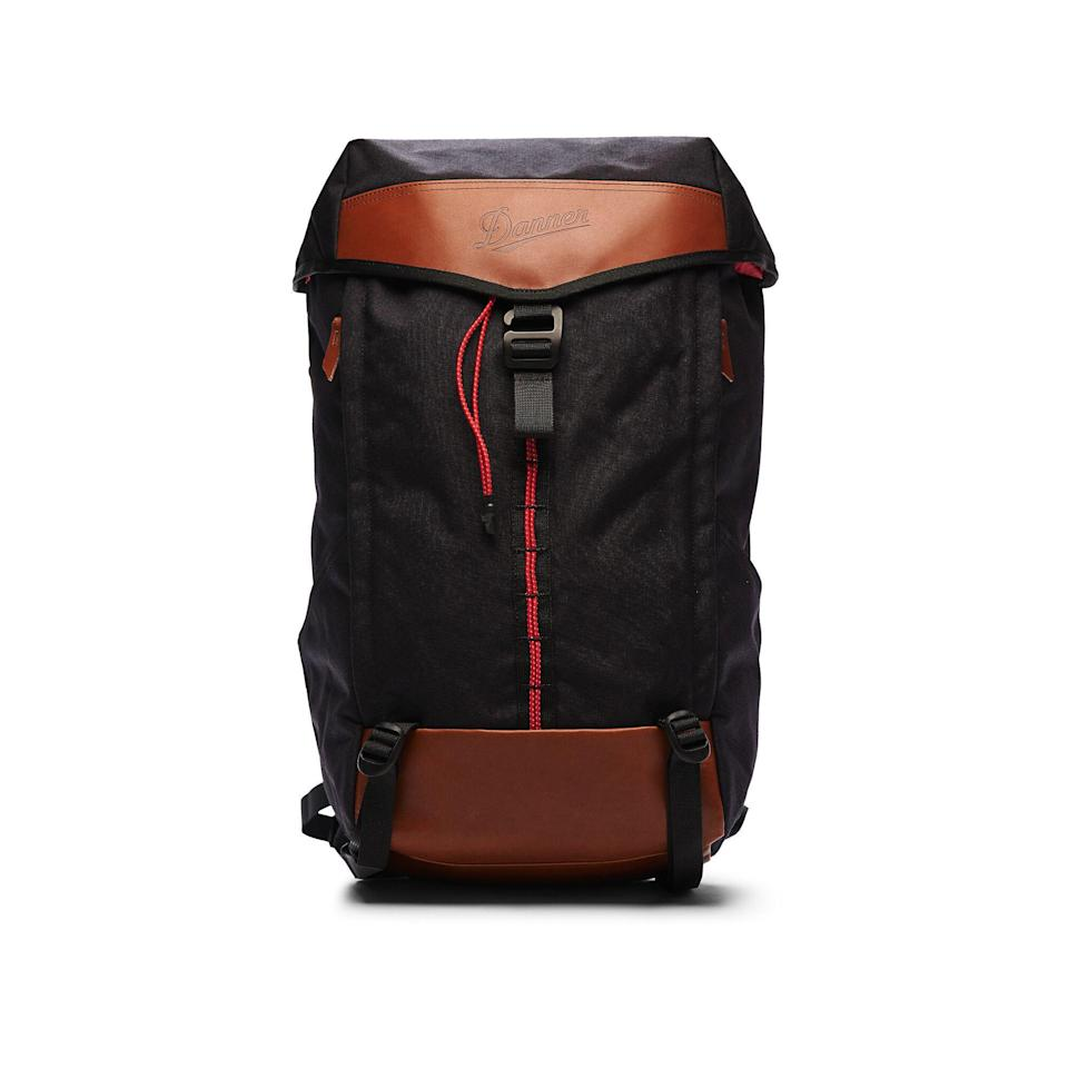 """<p><strong>Danner</strong></p><p>huckberry.com</p><p><a href=""""https://go.redirectingat.com?id=74968X1596630&url=https%3A%2F%2Fhuckberry.com%2Fstore%2Fdanner%2Fcategory%2Fp%2F69232-daypack-26l&sref=https%3A%2F%2Fwww.bestproducts.com%2Fmens-style%2Fg36558357%2Fhuckberry-memorial-day-sale%2F"""" rel=""""nofollow noopener"""" target=""""_blank"""" data-ylk=""""slk:Shop Now"""" class=""""link rapid-noclick-resp"""">Shop Now</a></p><p><strong><del>$190</del> $124 (35% off)</strong></p>"""