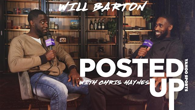 Will Barton talks about his career in the NBA and blossoming in Denver.