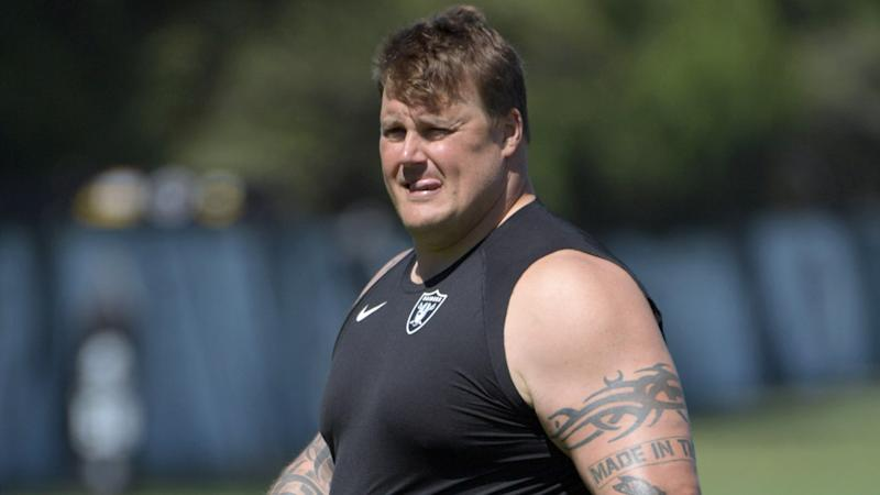 Raiders' Incognito suspended 2 games over personal conduct