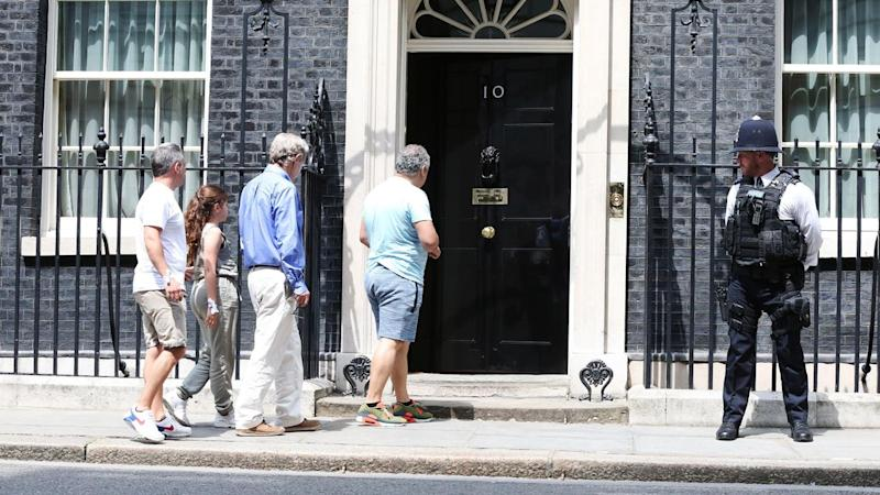 Fire victims in 'passionate' talks with PM
