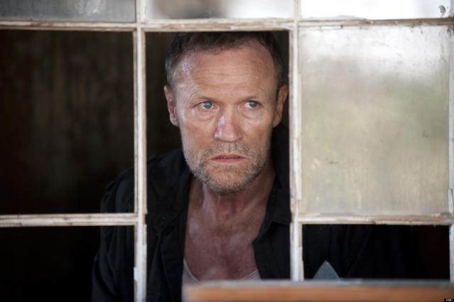 Michael Rooker as Merle Dixon in 'The Walking Dead' (Photo: AMC)