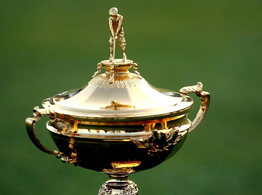 The United States are the current Ryder Cup holders: Getty