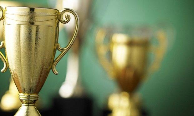 gold trophies, award, honor, honored, win