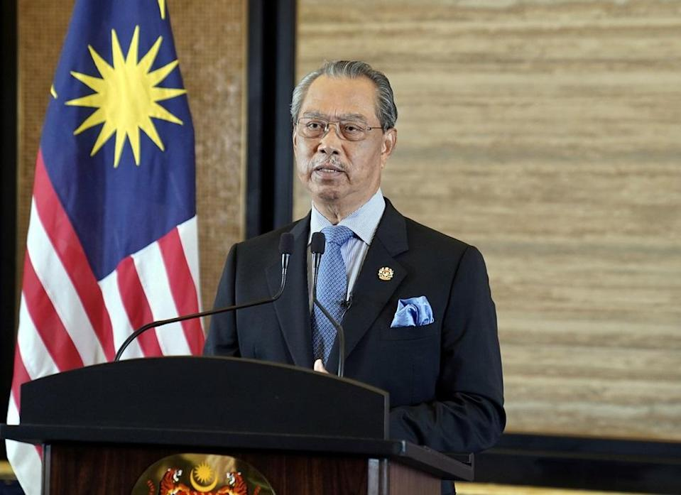 A survey found that 69 per cent of respondents polled in February of 2021 said they were satisfied with Prime Minister Tan Sri Muhyiddin Yassin and the PN government's performance in dealing with the pandemic. — Bernama pic