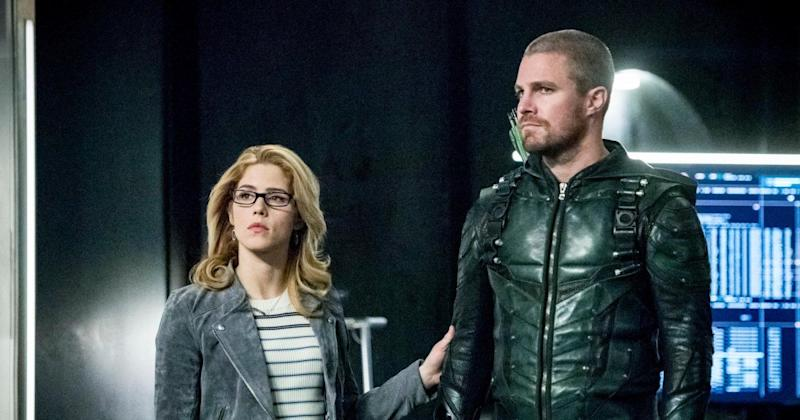 Arrow's Emily Bett Rickards Is Returning for the Series Finale