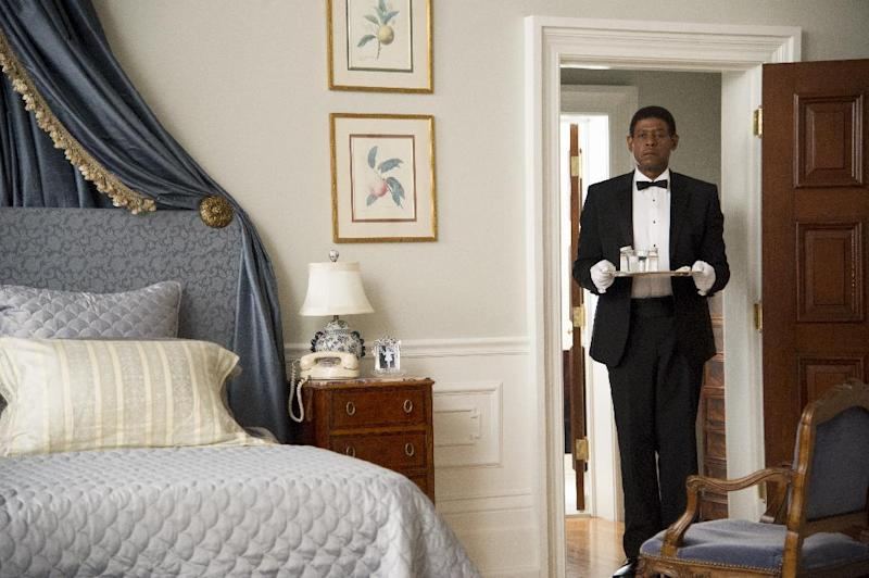"This film image released by The Weinstein Company shows Forest Whitaker as Cecil Gaines in a scene from ""Lee Daniels' The Butler."" From ""12 Years a Slave"" to ""The Butler"" to ""Fruitvale Station,"" 2013 has been a banner year for movies directed by black filmmakers. Like seldom before, African American stories are being told on the big screen without white protagonists. (AP Photo/The Weinstein Company, Anne Marie Fox)"