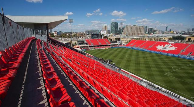 BMO Field to host Gold Cup doubleheader