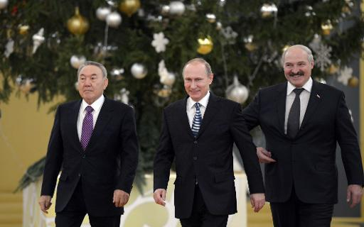 Putin says new post-Soviet union ready for 2015 launch