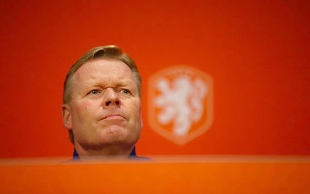 "It will be 25 years come October that Ronald Koeman all but decided that England would not qualify for the 1994 World Cup finals on that night in Rotterdam when every decision went the Dutch team's way and English football just about hit rock bottom. That was Koeman's night, including his tactical foul on David Platt for which he insisted the German referee neither send him off, nor award a penalty; the re-taking of his free-kick and Graham Taylor on the touchline enduring what would become the textbook managerial meltdown. Now Koeman finds himself trying to resuscitate this mediocre Dutch national team, not to mention his own management career, for the visit of a World Cup finals-bound England team. As a Dutch legend leading the national team in their first game, it felt low-key at the Johan Cruyff Arena on Thursday where just a scattering of journalists attended to hear Koeman name Liverpool's Virgil Van Dijk as the new captain of a Dutch side that will not be at the World Cup. The discussion was whether Koeman would continue to move away from the traditional Dutch 4-3-3 formation in favour of wing-backs and three centre-halves, marshalling much more meagre resources than his predecessors enjoyed. This was supposed to be his last job before retirement but, sacked by Everton in October, Koeman has taken it earlier than he would ever have anticipated when his star rose again in the club game during two seasons at Southampton. ""I'm really happy to be the Holland coach,"" he said, ""I respect and admire the Premier League. I had a great time and everybody knows how it finished for me at Everton. It was a great three and a half seasons in England and now it's a different project."" He is expected to make a virtue of having a strong set of centre-backs, including Van Dijk, Lazio's Stefan De Vrij and Ajax's 18-year-old Matthijs de Ligt, by playing three at the back, adapting to five when out of possession. The Netherlands played that way under Louis Van Gaal at the last World Cup finals, a system that was lifted from Koeman's Feyenoord side who had been so successful the previous season. Holland failed to qualify for this summer's World Cup Credit: Reuters Van Dijk takes over the captaincy from Daley Blind who has lost his place at Manchester United and in the Holland team. ""My first game as captain is going to be something special,"" Van Dijk said, ""a little bit more so that it is against England. It is a big start for us again. We need to show what we have been working on for the last couple of days. England has a lot of quality and a great team. Hopefully they can do better at the World Cup than they did in the last couple of tournaments."" Virgil Van Dijk has taken over the Holland captaincy from Daley Blind Credit: Reuters Koeman was 30 when he played against England for the final time in his international career in that game in October 1993, and he would retire from the side after the 1994 World Cup. The Dutch football association, the KNVB, recently interviewed him going through the footage of Holland's 2-0 win over England that night when he fouled Platt on the edge of his own area and then went on to score the first of the two goals with a chipped free-kick into the corner of David Seaman's goal. Koeman admits now that his challenge on Platt was ""a clear foul"" which ""nowadays would have been a red card, for sure, but I was also happy the referee said it was a free-kick and not a penalty."" There is also an eye-popping challenge by his brother Erwin on Paul Parker that would be a clear red card in today's game but which did not even merit a booking on the night. Ronald's assistant at Southampton and Everton, Erwin has decided not to follow him as assistant with the Holland team. England's World Cup 2018 squad - ranked. Who's on the plane to Russia? The next time England faced Holland after the 1993 defeat was the 4-1 win for Terry Venables' side at Euro '96, which remains the last time the English have beaten the Dutch. Since then they have met in seven friendlies with three defeats for England and four draws. The England team is one of the few over whom the Dutch still have a decent record, having failed to qualify for Euro 2016 and this summer's World Cup finals. They have Justin Kluivert, 18-year-old son of Patrick, whom Koeman advised to stay at Ajax to continue his development, despite interest from the Premier League. Koeman said the teenager is in talks over a new deal. Memphis Depay is likely to start in attack with Quincy Promes, of Spartak Moscow and aside from the promising Kluivert there is not much strength in depth when it comes to the attacking resources of this Dutch team. Koeman's hope is that at least it cannot get much worse."