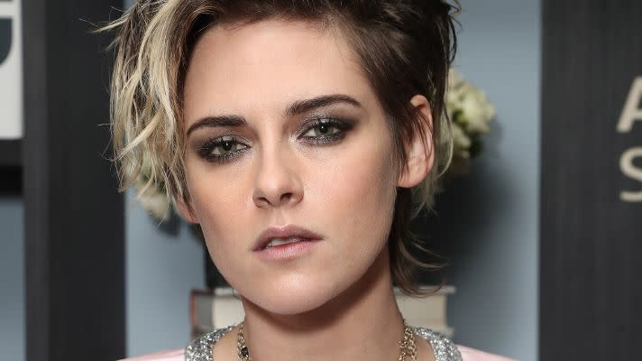 Kristen Stewart's New Haircut Is a Throwback Only She Could Pull Off