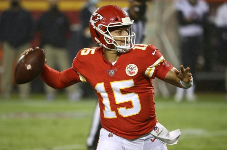 Patrick Mahomes led the Kansas City Chiefs to a season-opening victory over the Houston Texans with three touchdowns
