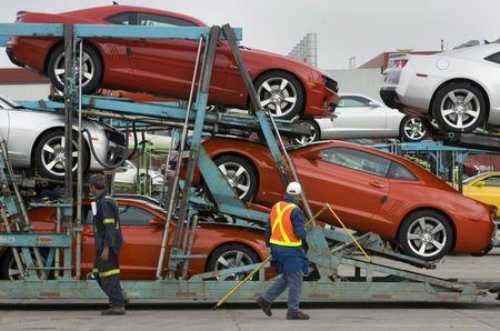 Canada Manufacturing Sales Dip In Feb On Vehicle Assembly
