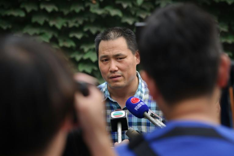 Human rights lawyer Pu Zhiqiang stood trial over seven microblog posts critical of the ruling Communist Party that could earn him up to eight years behind bars