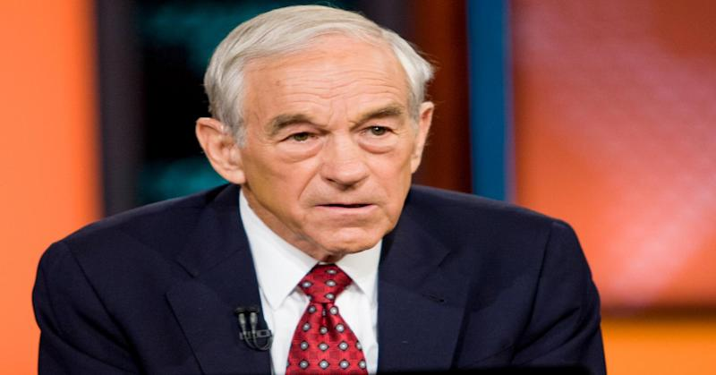 Ron Paul: Stocks are in a bubble and will crash
