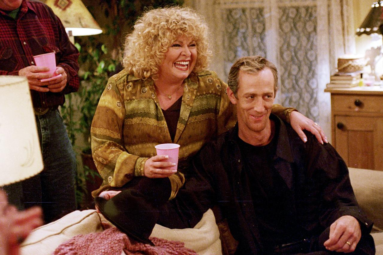 """Before she was Lorelai's neighbor, Babette lived a host of interesting lives. In this jazzy Act 1 scene-setter, she fills us in on all the Stars Hollow gossip while revealing surprising facts about herself (""""Did I ever tell you / I was in a cult""""). Morey accompanies on piano, of course. <em>—Kristen Baldwin</em>"""